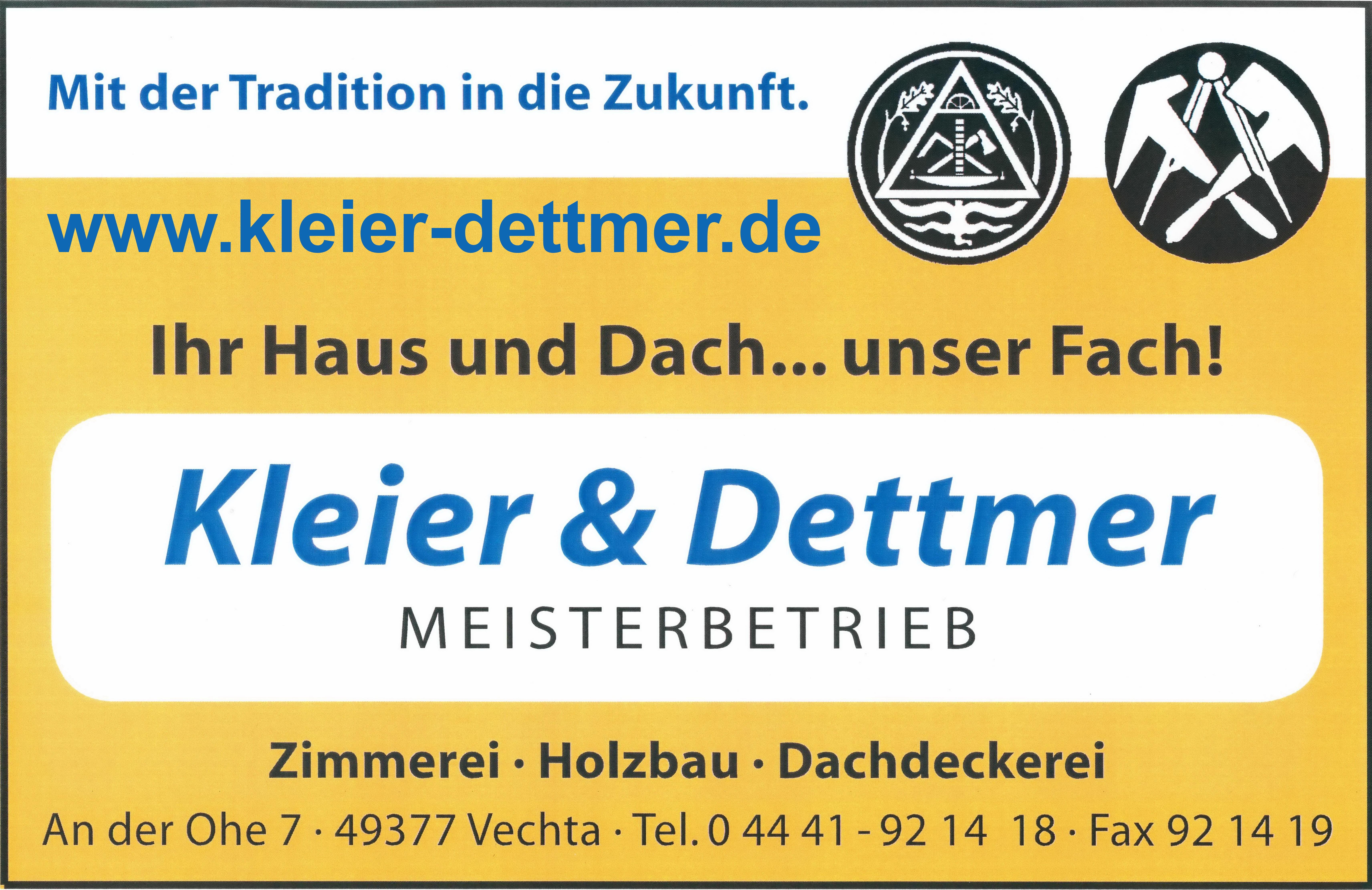 Firmenlogo Kleier u Dettmer
